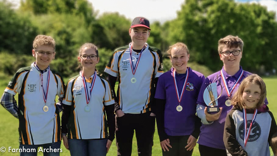 Junior Shooters Win Gold